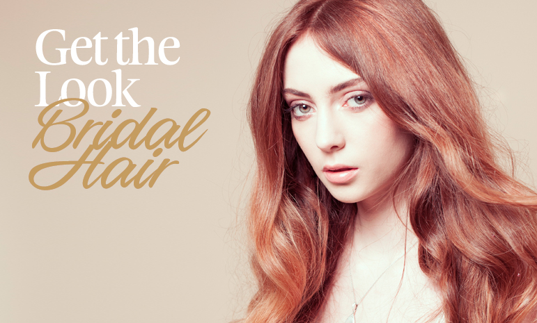 Achieve Romantic Curls For Your Wedding With Great Lengths Hair