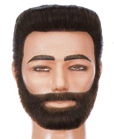 Facial hair increase